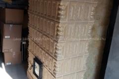 Erdélyi új csempéből készült cserépkályha - ELADÓ